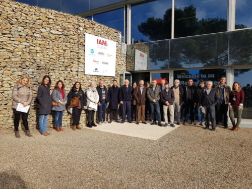 Delegation of companies from Vallès Occidental